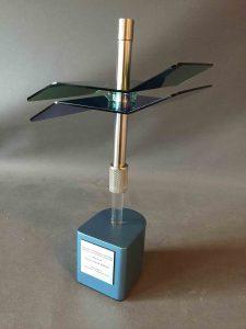 award blauw