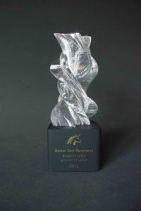 award glas