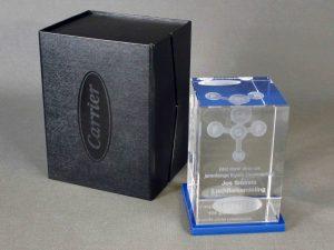 award kristal