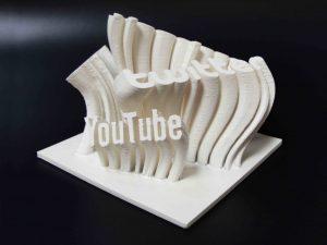 award youtube 3d geprint