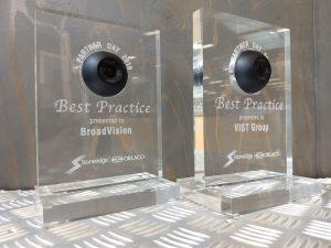 award transparant perspex gegraveerd