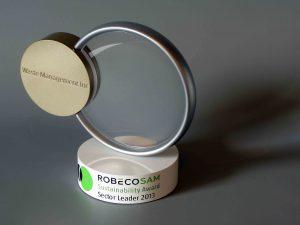 award hout robeco metaal