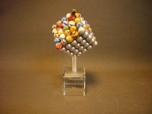 award metaal ballen