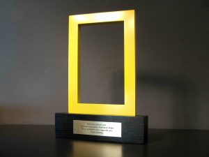 trofee national geographic perspex