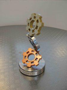 technisch award 3d geprint